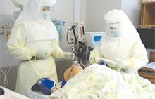 感染症対策における日本の「とりで」として機能を発揮している