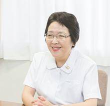 石渡 祥子副院長/看護部長