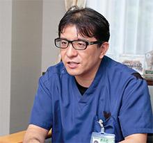 荒尾誠整形外科主任部長。1994年東京慈恵会医科大学医学部卒業