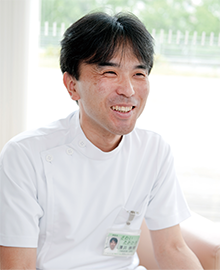 澤井 崇博病院長