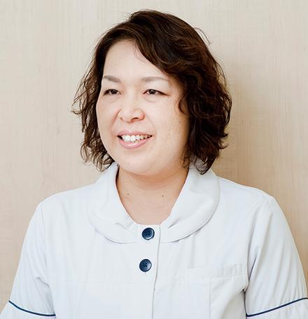堀 孔美恵看護師