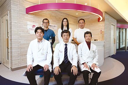 同じ志を持つ医師がお互いを尊重し合い 日々診療を行う