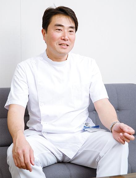 田中 良英先生