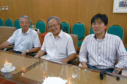 日本とベトナムの懸け橋に。アジア圏全体の医療の向上に努める