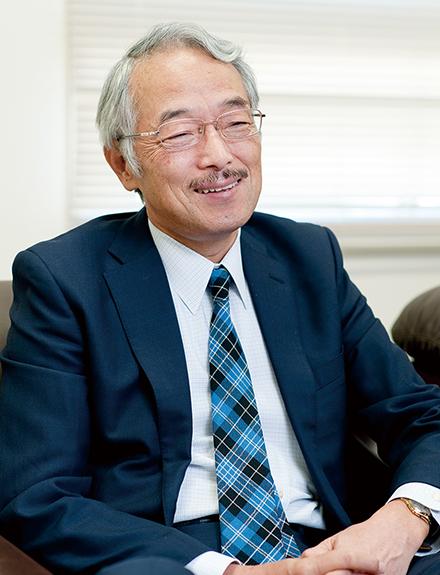 長堀 薫病院長