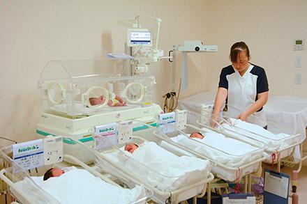 新生児から15歳までの外傷を除く身体と心のすべての領域にわたり診療を行う