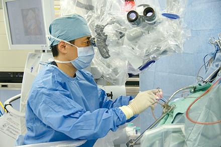 手術経験が豊富な中西先生