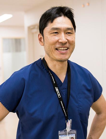 早稲田 明生先生