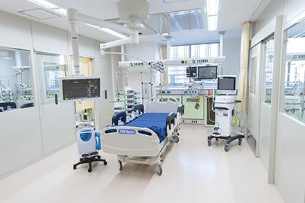 4F 外科系集中治療室(SICU)