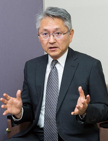 西脇 公俊先生