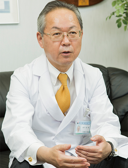 小椋 祐一郎病院長