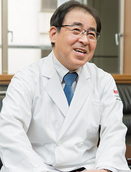 三島 晃先生