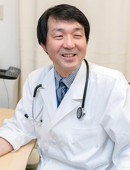 斉藤 丈夫院長