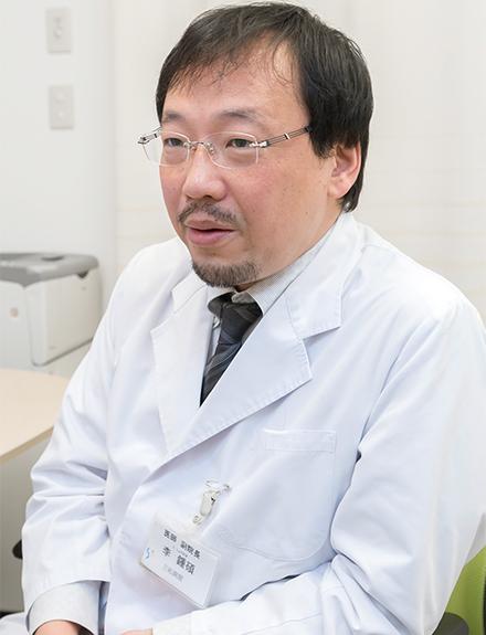 李 鍾碩先生