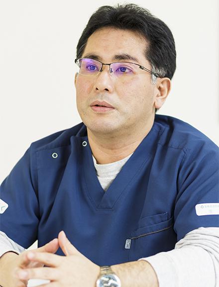 神谷 信雄先生