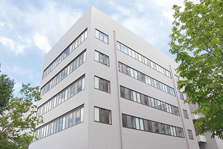 2015年にオープンしたオンコロジー部門棟。がんに対する化学療法を集中的に実施している