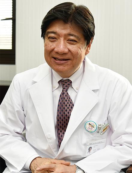 松村 泰志教授