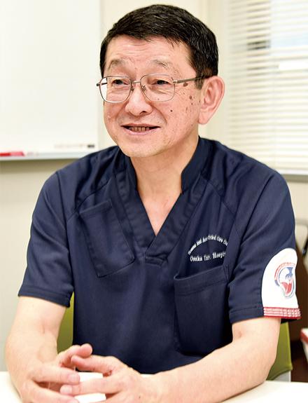 嶋津 岳士教授