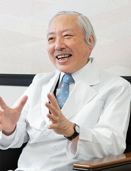 池田 滋先生