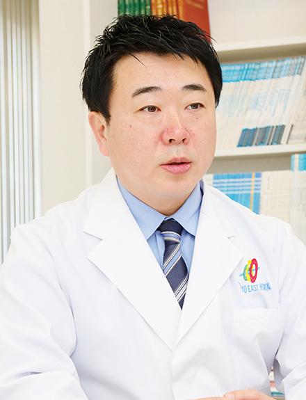 菊地 仁病院長