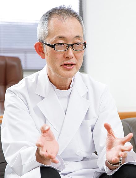 田中 信大先生