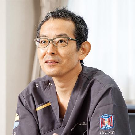 西松 寛明先生