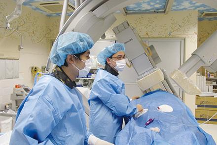 手術した翌朝に電話で体調確認を入れるなどフォロー体制も整えている