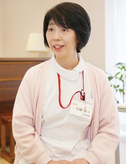 斉藤 恭子さん