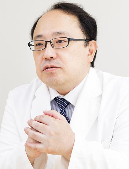 前林 勝也先生