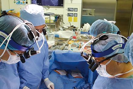 完全血行再建にこだわる心拍動下冠動脈バイパス術