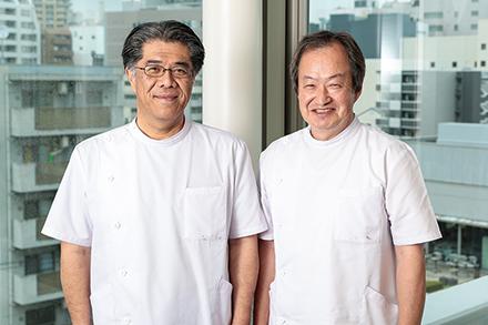 久野 慎一先生,赤川 和弘先生