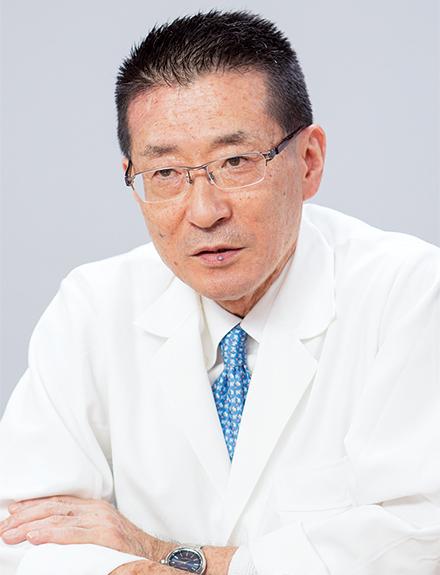 富田 英先生