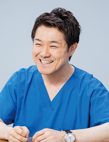 難治性てんかんに対応できる数少ない専門家の一人である佐藤洋輔先生