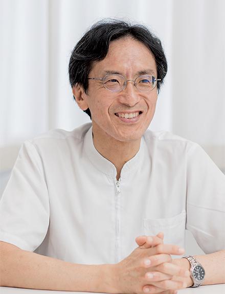 前谷 容教授