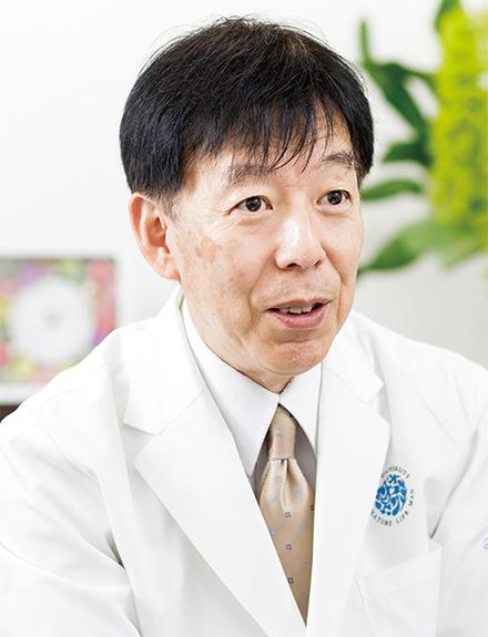 岩渕 聡病院長