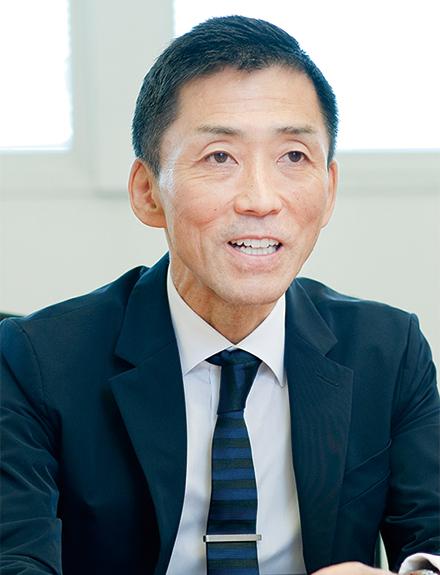 盛田 俊介教授
