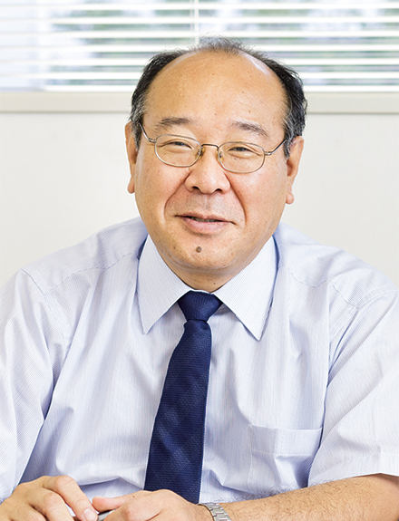 渡邊 正志教授