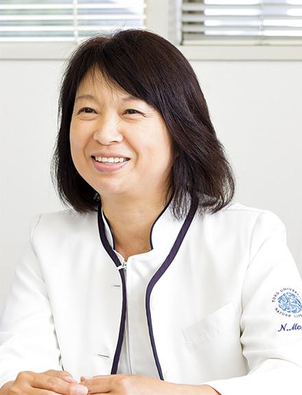 森田 典子看護師長
