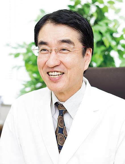 池田 隆徳教授