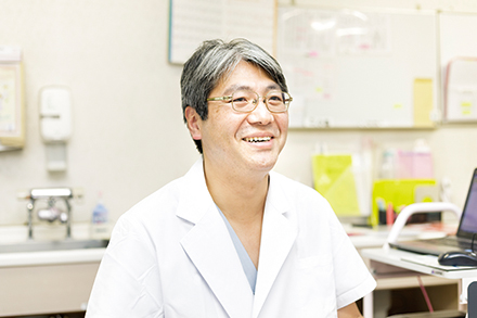 血管の手術もできる消化器外科医師をめざし、消化器・血管疾患の両方を数多く経験してきた大住医長