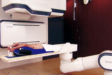 患者の体に配慮し、生活の質を重視した治療の提供がi-ROCKのコンセプト