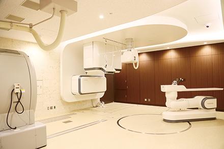 施設は患者がリラックスして治療を受けられるよう、ラグジュアリーな内装になっている