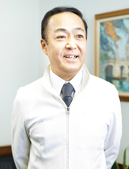村井 信二病院長