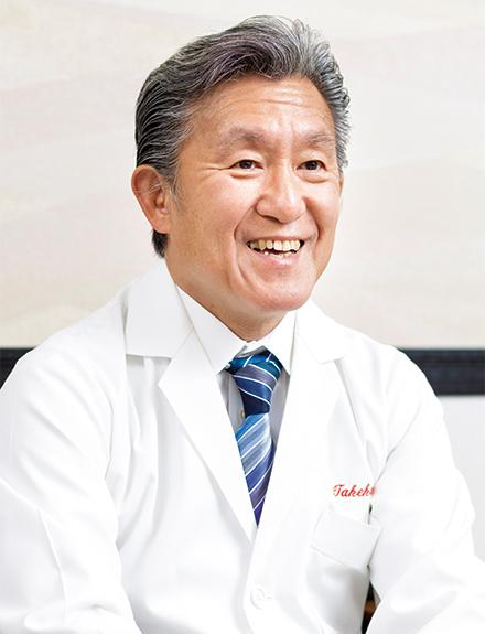 竹川 勝治理事長