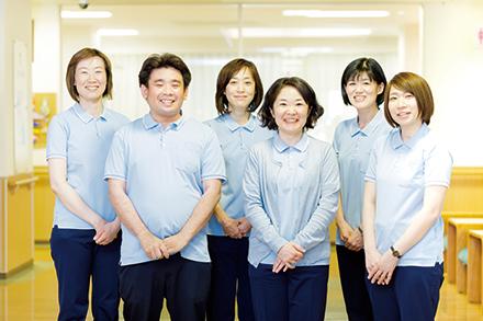 医療・介護にシームレスに対応する同会のサービスをわかりやすく広報