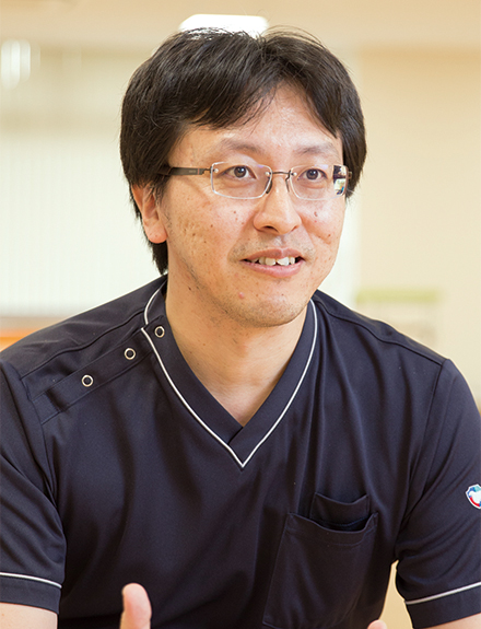 小林 健太郎先生