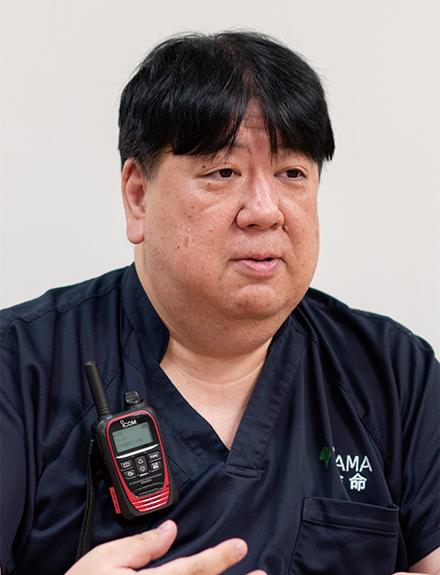清水 敬樹先生