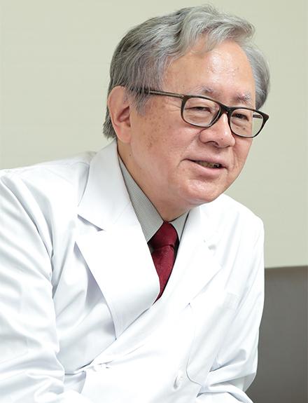 池田 寿昭病院長
