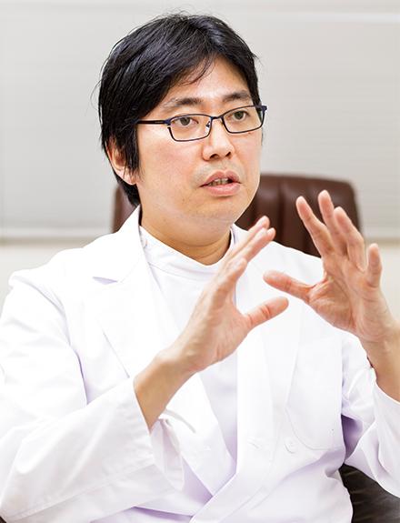 新井 隆男先生