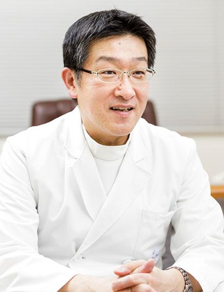 宍戸 俊英先生